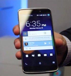 Смартфон Alcatel Idol 3 (5.5) в коробке как новый