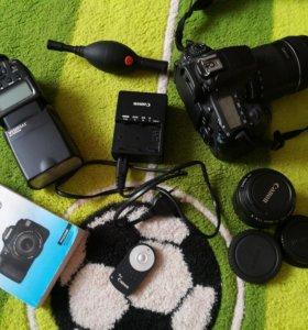 Фотоаппарат Nikon 60d