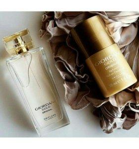 Дезодорант+парфюмерная вода