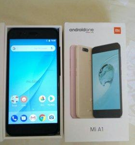Xiaomi mi a1 black 64 new