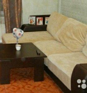 Угловой диван 3м в идеальном состоянии