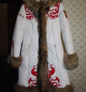 Женская куртка(зимняя)