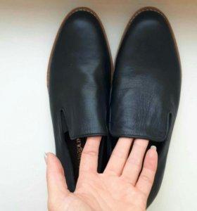 Carlo pazolini . 38 размер .туфли мокасины мужские