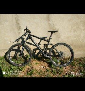 Велосипед Canyon nerve AM