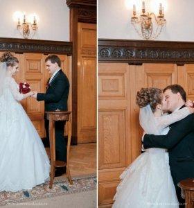 Свадебное платье Ева Уткина