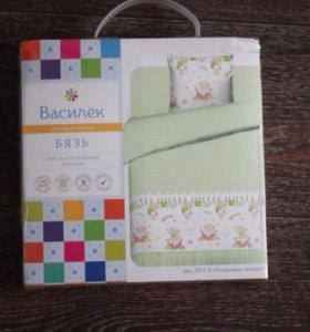 Детское постельное белье (в кроватку)