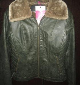 Куртка женская, демисезон, новая