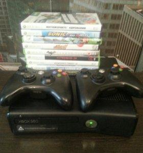 Xbox 360 s 250 гб. Model 1439.