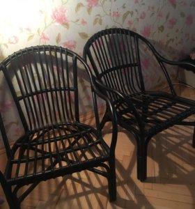 Кресла из ротанга ИКЕА