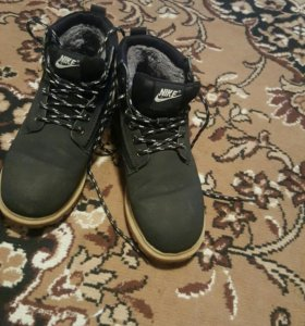 Ботинки зимние NIKE