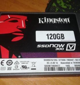"""SSD 2.5"""" Kingston SV300 120GB"""