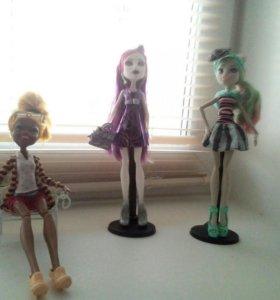Оригинальные куклы Монстр Хай