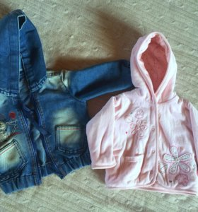 Куртка и Кофта 62-68