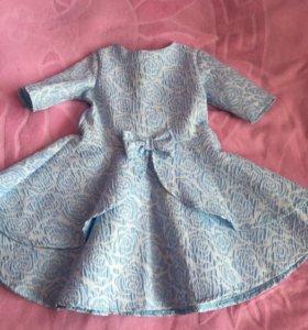 Красивое ,нежное платье для девочки