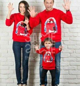 Свитера Family Look