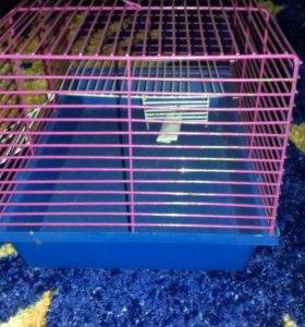 Клетка для грызунов.