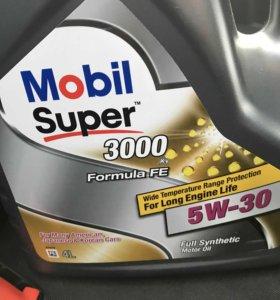 Mobil 1 5w30 4 литра