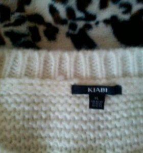 Очень красивый свитер kiabi onesize