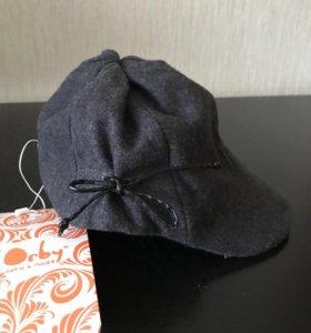 Тёплая кепка