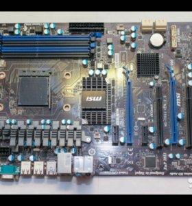 MSI 970A-G46 под сокет AM3+