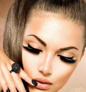 Перманентный макияж, татуаж #напыление