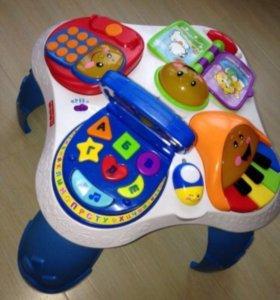 Игровой столик Fisher Price