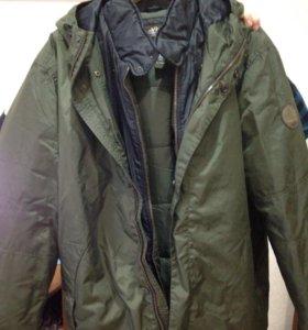 Куртки .привезены из США