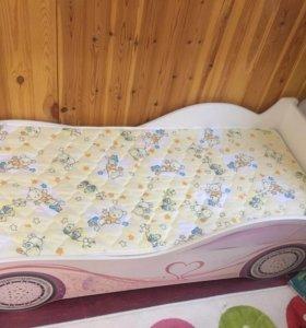 Новая кроватка для принцессы