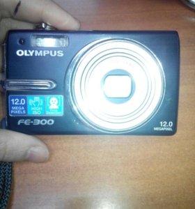 фотоаппарат Olympus FE-300