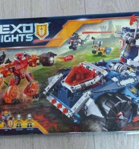Новый конструктор Lego Nexo Knights Башенный