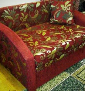 Раскладной кресло-диван. Диван. Мебель. Дюртюли