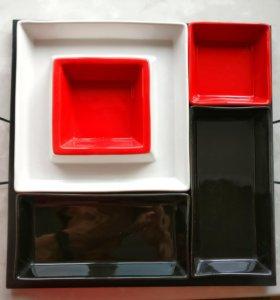 Посуда для суши или сложных гарниров