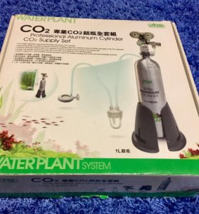 Система CO2 Ista professional supply Set
