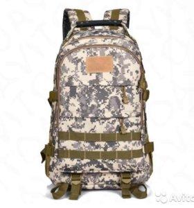 Камуфляжнный рюкзак бренда IX.