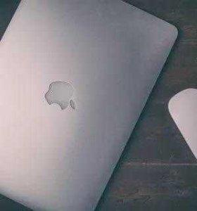 Мощный MacBook Pro +мышь беспроводная/сумка Belkin
