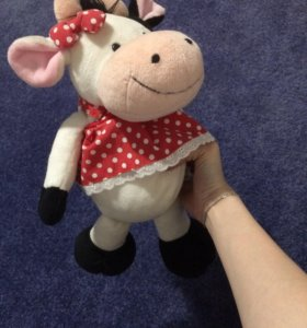 Мягкая игрушка «корова»