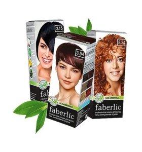 Крем-краска для волос Faberlic тон золотисто-русый