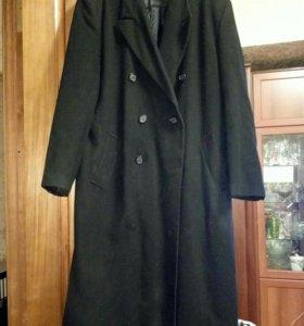 Мужское пальто размер 52-54