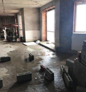 Квартира, свободная планировка, 200 м²