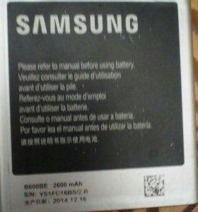 Батарея на самсунг galaxy S4 или на galaxy grand2