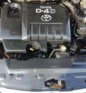 Двигатель(1ndtv) 1400CC diesel turbo кузов Е120
