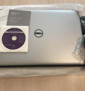 Новый ноутбук Dell