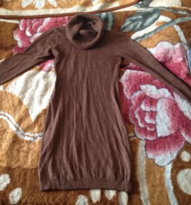 Платье теплые