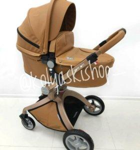 Новая коляска Hot Mom
