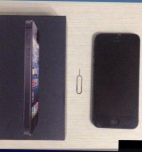 iphone 5 наушники