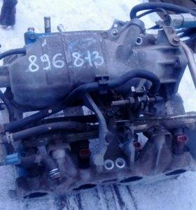 Турбо - коллектор. QG18