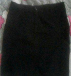 Школьная юбка карандаш
