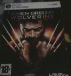 X-MEN ORIGINS WOLWERINE