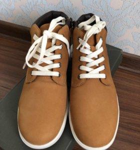 Кеды-ботинки Timberland (новые)