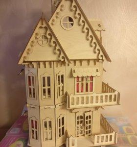 Оригинальный Чудо домик для кукол